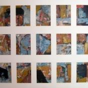 Todorče Atanasov: Brez naslova - Slika (Olje na papir)